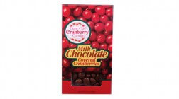 5 oz Milk Chocolate Covered Cranberries