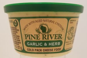 8oz Garlic & Herb Cheese Spread