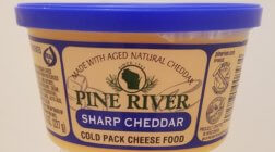 8oz Sharp Cheddar Cheese Spread
