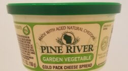 8oz Garden Vegetable Cheese Spread