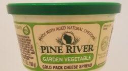 8oz Garden Vegetable Cheese Spread