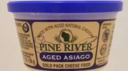 8oz Aged Asiago Cheese Spread