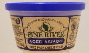 8oz Aged Asiago Cheese Spread