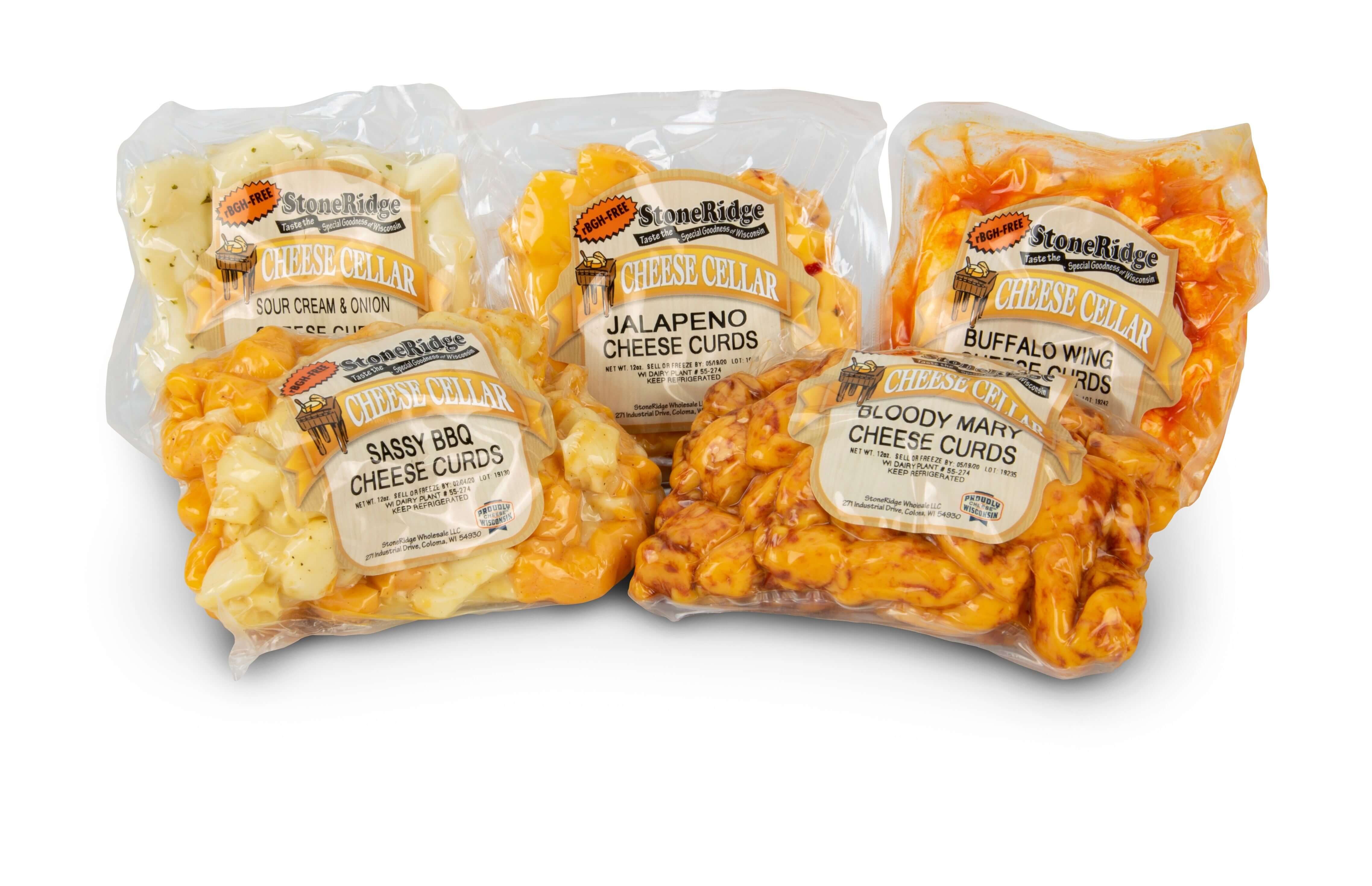 Jalapeno Cheese Curds
