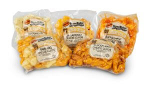 Sassy BBQ Cheese Curds