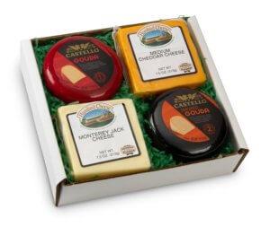 Cheese Quartet