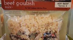 Frontier Soup: Beef Goulash