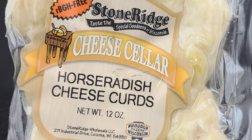 Horseradish Cheese Curds