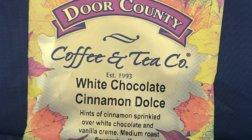 White Chocolate Cinnamon Dolce Coffee