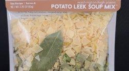 Idaho Potato Leek Soup