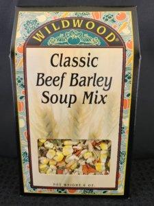 Wildwood: Beef Barley Soup Mix