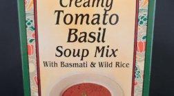 Wildwood: Creamy Tomato Basil Soup Mix