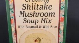 Wildwood: Creamy Shiitake Mushroom Soup Mix