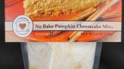 No-Bake Pumpkin Cheesecake Mix