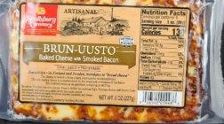 8oz Bacon Brun-Uusto