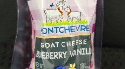 4oz Blueberry & Vanilla Goat Cheese Spread