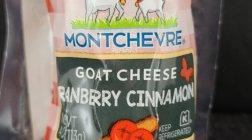 4oz Cranberry & Cinnamon Goat Cheese Spread